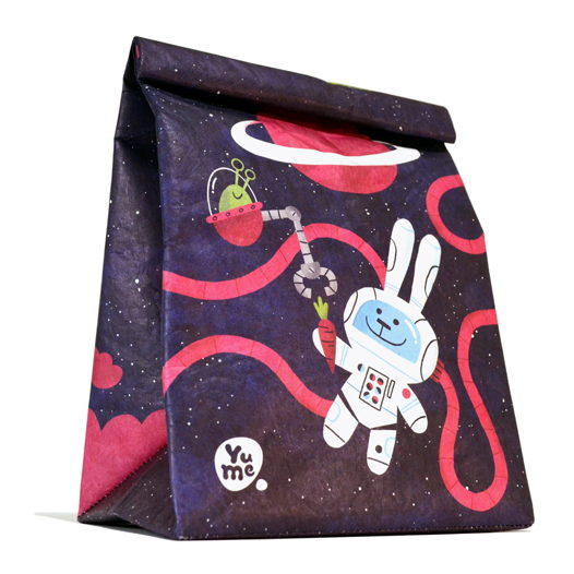 "Термо-сумка Youshi Lunch Bag ""Astro Bunnies"" от YuMe"