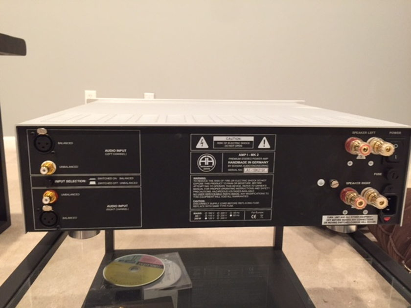 Accustic Arts Amp1-MarkII Stereo Power Amplifier