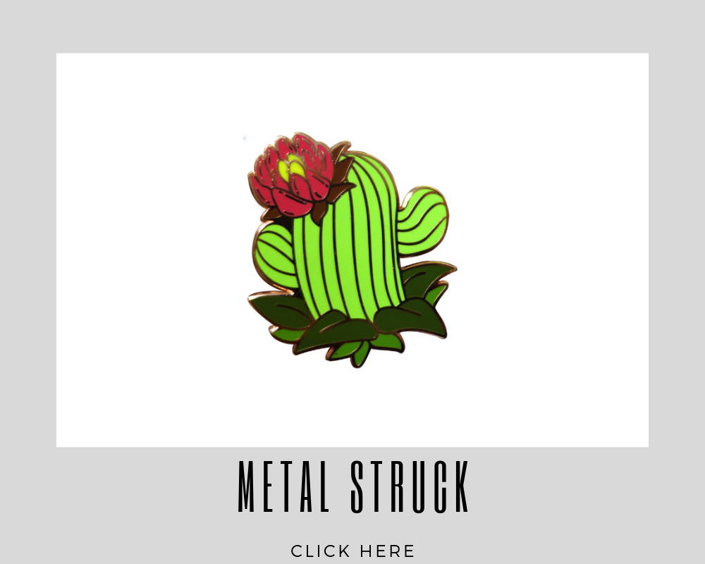 custom corporate metal struck lapel pins
