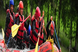 Rafting for the experienced!