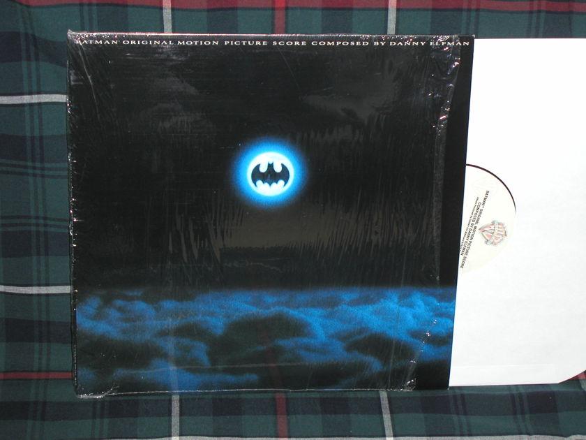 Danny Elfman/OST - BATMAN (Still in shrink)  WB1-25977 from 1989