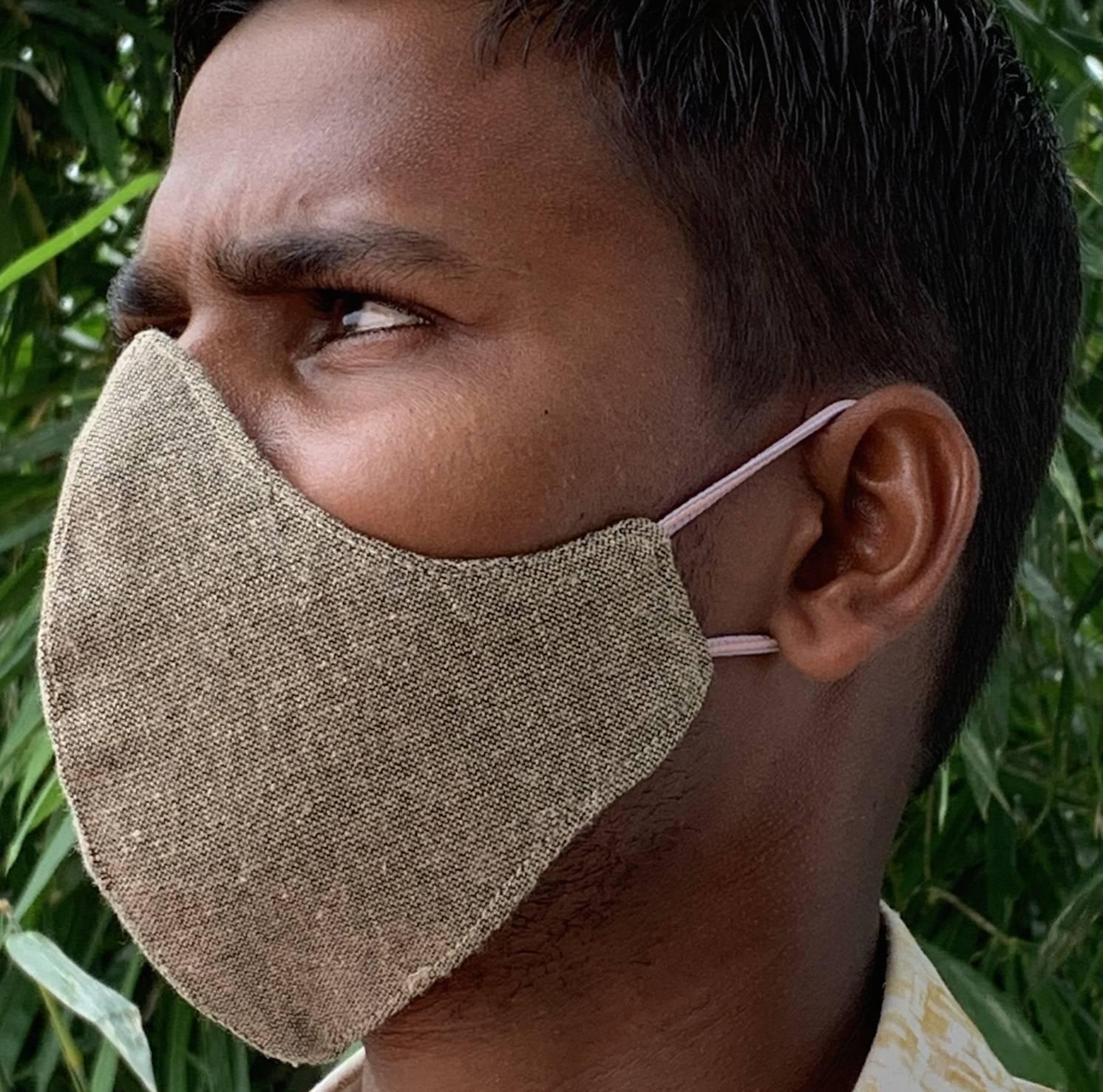 1 million de masques pour aider le népal