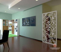 rimau-design-studio-contemporary-modern-malaysia-selangor-dining-room-study-room-contractor