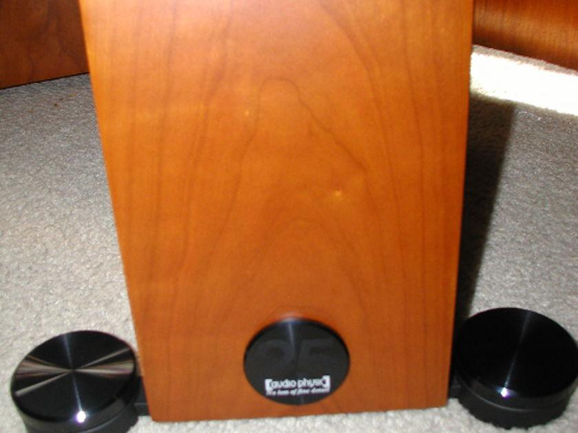 Audio Physic Tempo 25 (latest) Condition-9.9/10