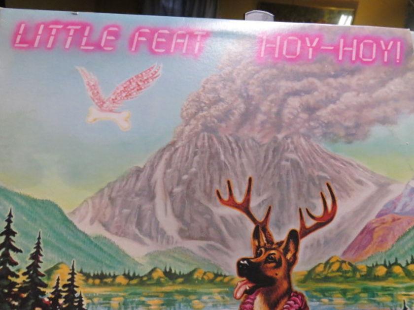 LITTLE FEAT - HOY-HOY! 2 LP BEST OF