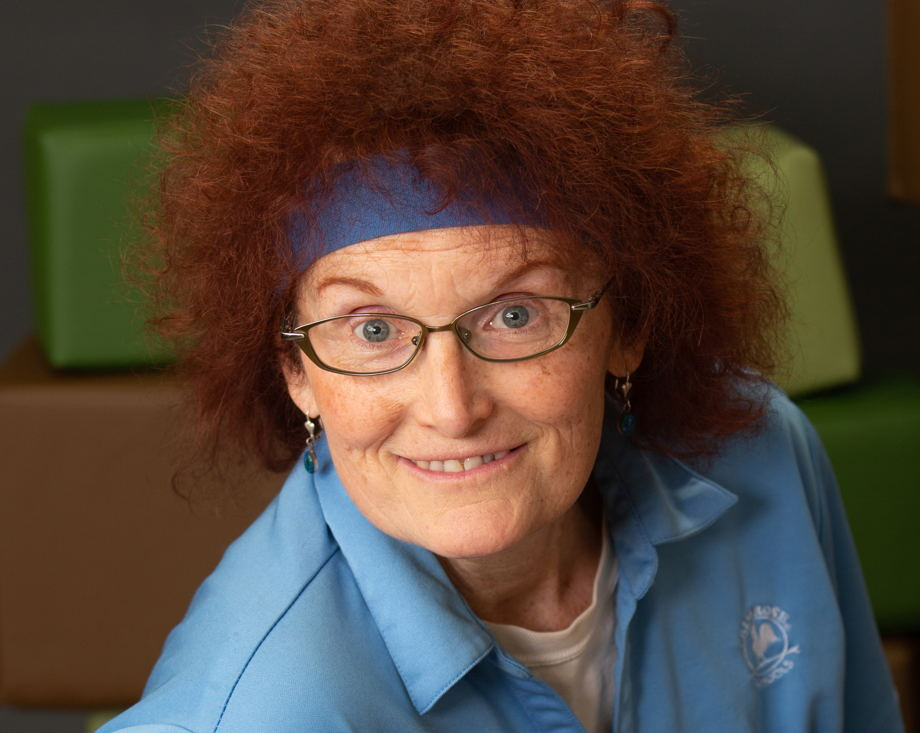 Ms. Gerri , Bus Driver