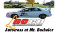 Autocross at Mt. Bachelor