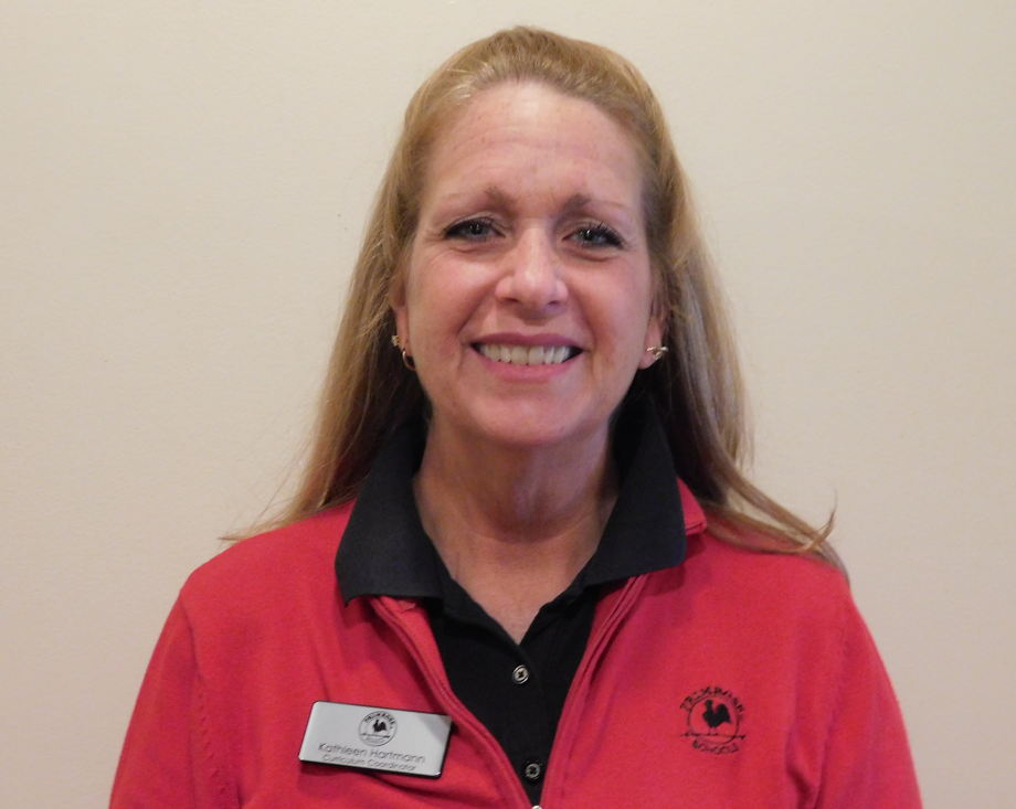 Ms. Kathleen , Curriculum Coordinator