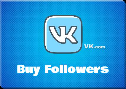 Buy VK Followers
