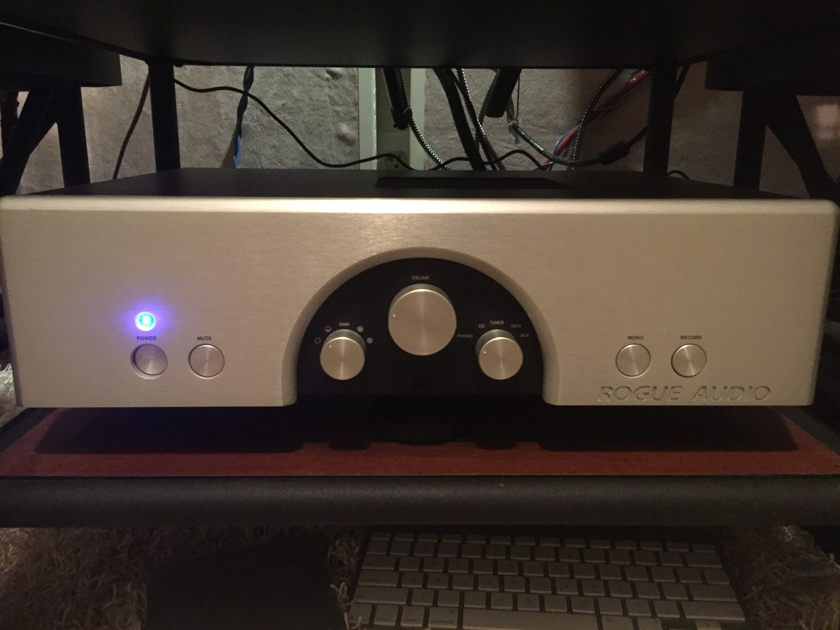 Rogue Audio 99 Super Magnum  w Extra Quad of tubes