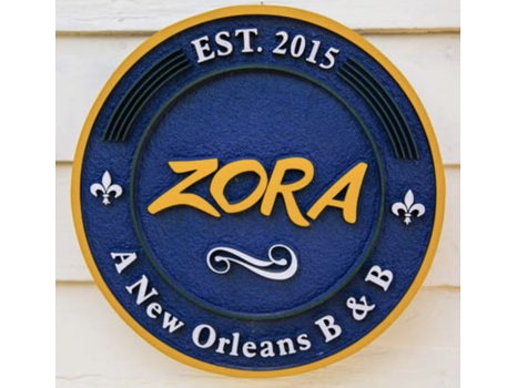 2-Night Stay at Zora - a New Orleans B&B