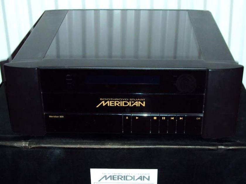 Meridian ★ 800 CD/DVD Player w/HDMI ★  70% off, free layaway, lowest price, trades ok