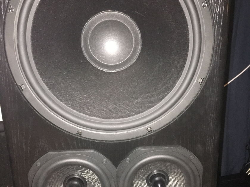 Legacy Audio Whisper HD Pair of speakers and center channel