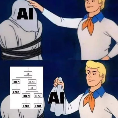 AI reveal Fred