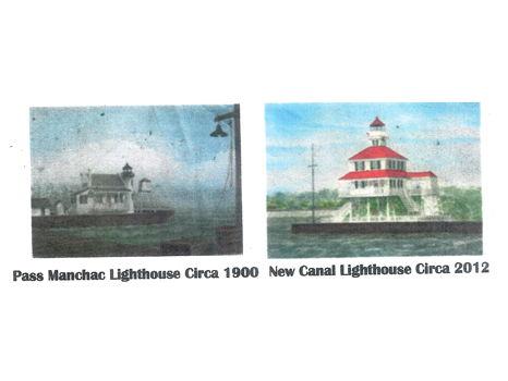 Lighthouse Framed Prints #3