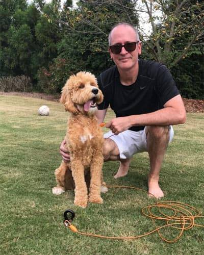 customer review of gravity stake by saker for poodle