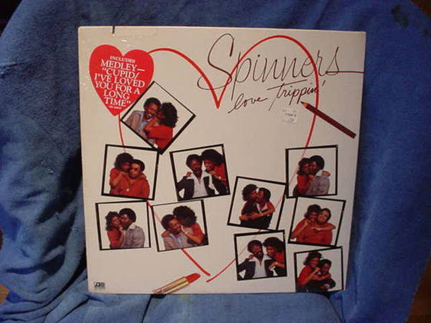 The Spinners - Love Trippin' atlantic sd19270 / 1980 usa