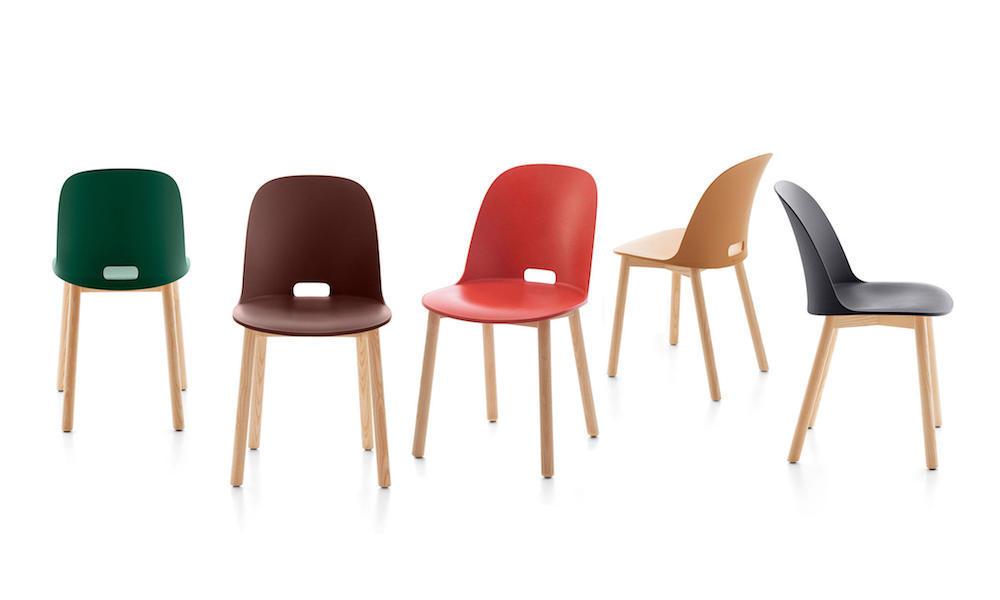 Emeco ALFI Chairs