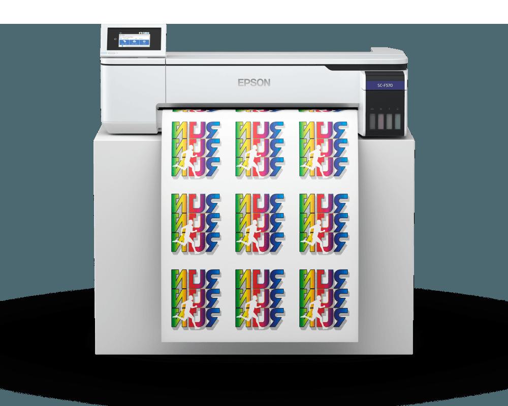 Epson SureColor F570 Dye Sublimation Printer