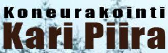 Koneurakointi Kari Piira, Ranua