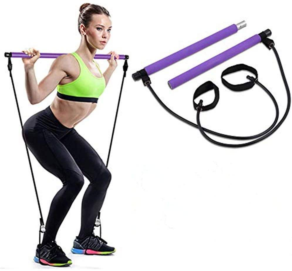 icrease flexibility, Gym pilates Yoga, Pull Rods