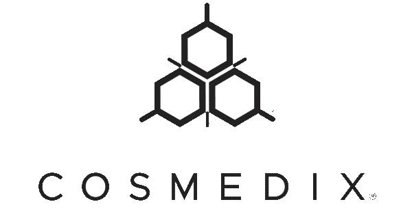 Cosmedix Logo at  our Australian Skin Clinic