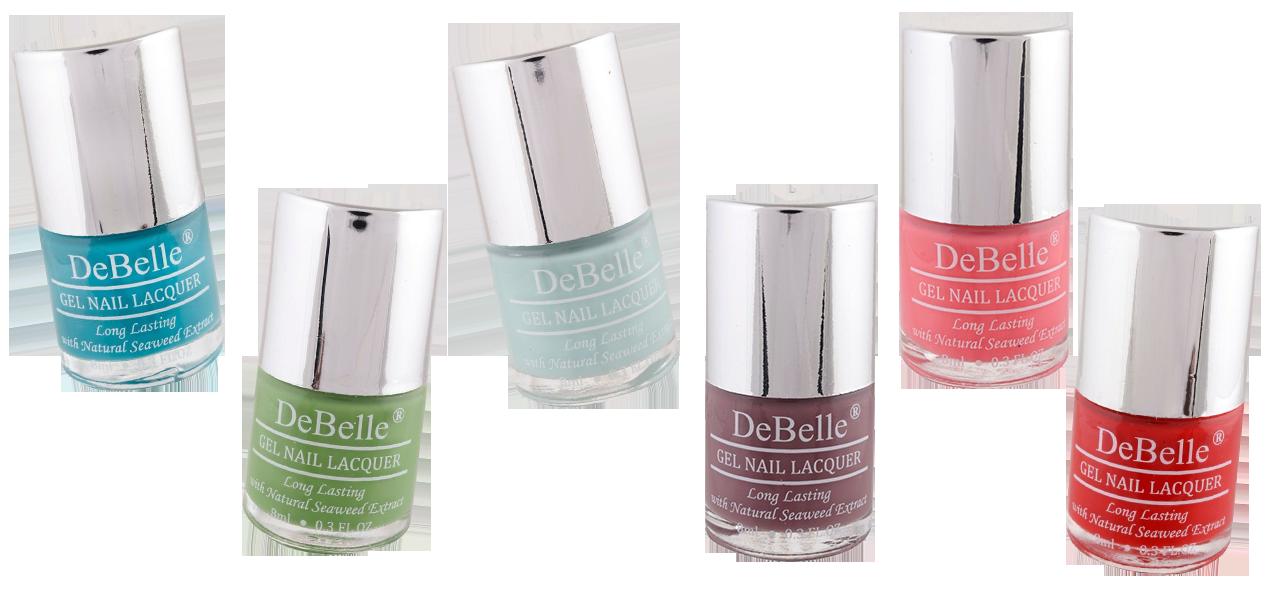 DeBelle Nail polish