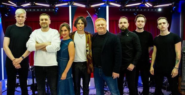 ALEKSEEV дал живой концерт в «Золотом микрофоне» на «Русском Радио» - Новости радио OnAir.ru