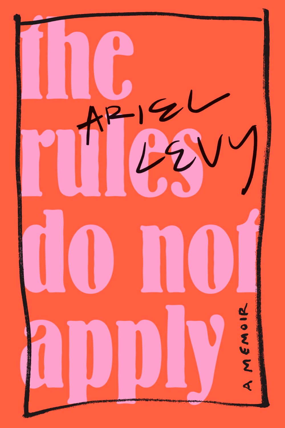 Summer Reading List 2018 the rules do not apply book