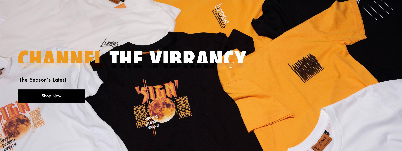 Channel The Vibrancy - The Season's Latest - Shop Now