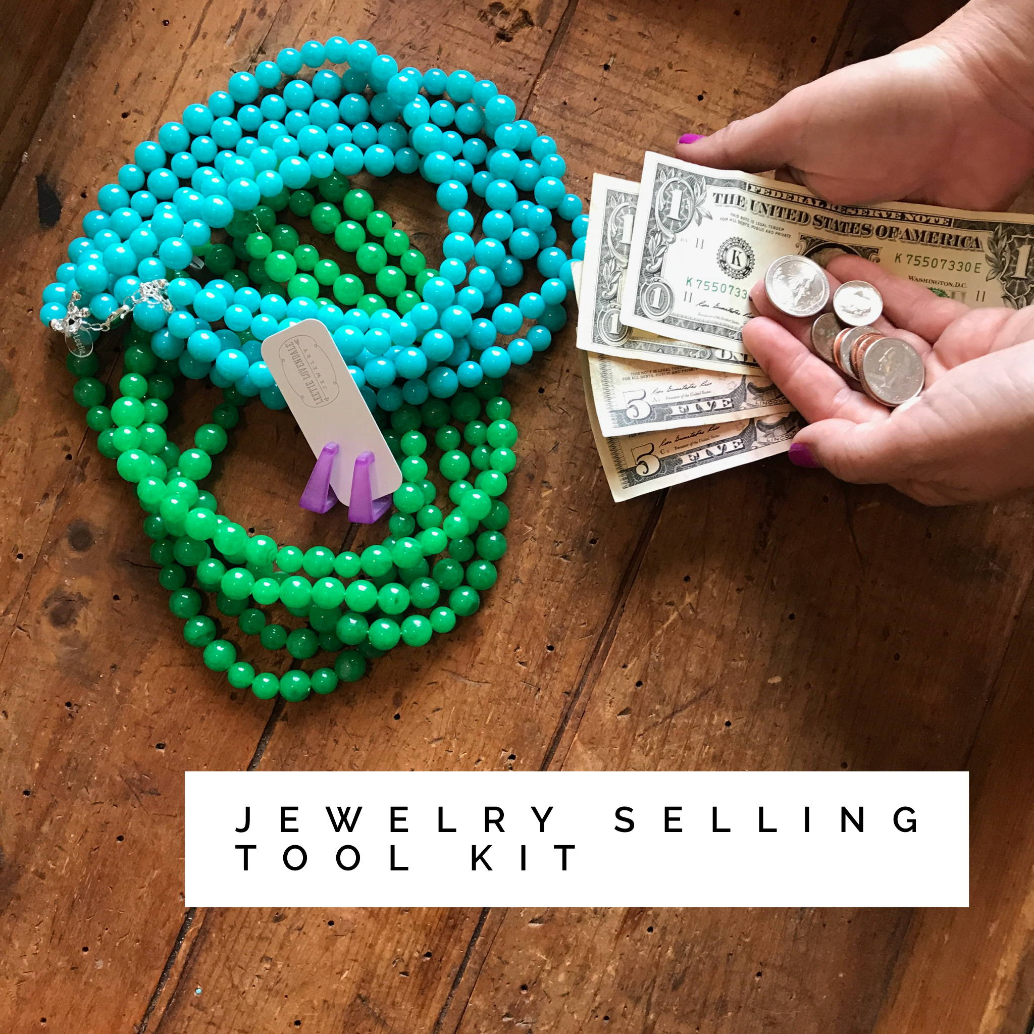 how to sell your jewelry