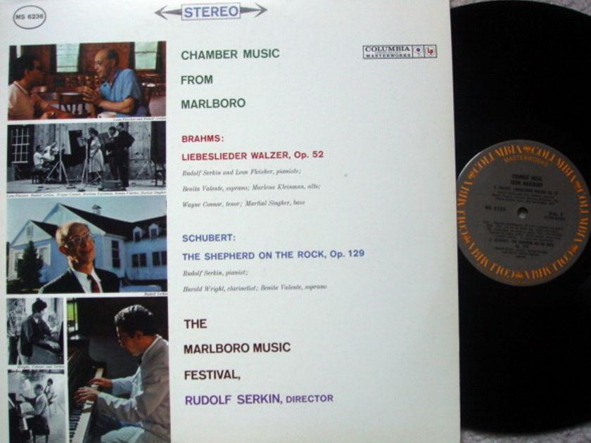 Columbia / RUDOLF SERKIN,  - Chamber Music from Marlboro, NM!