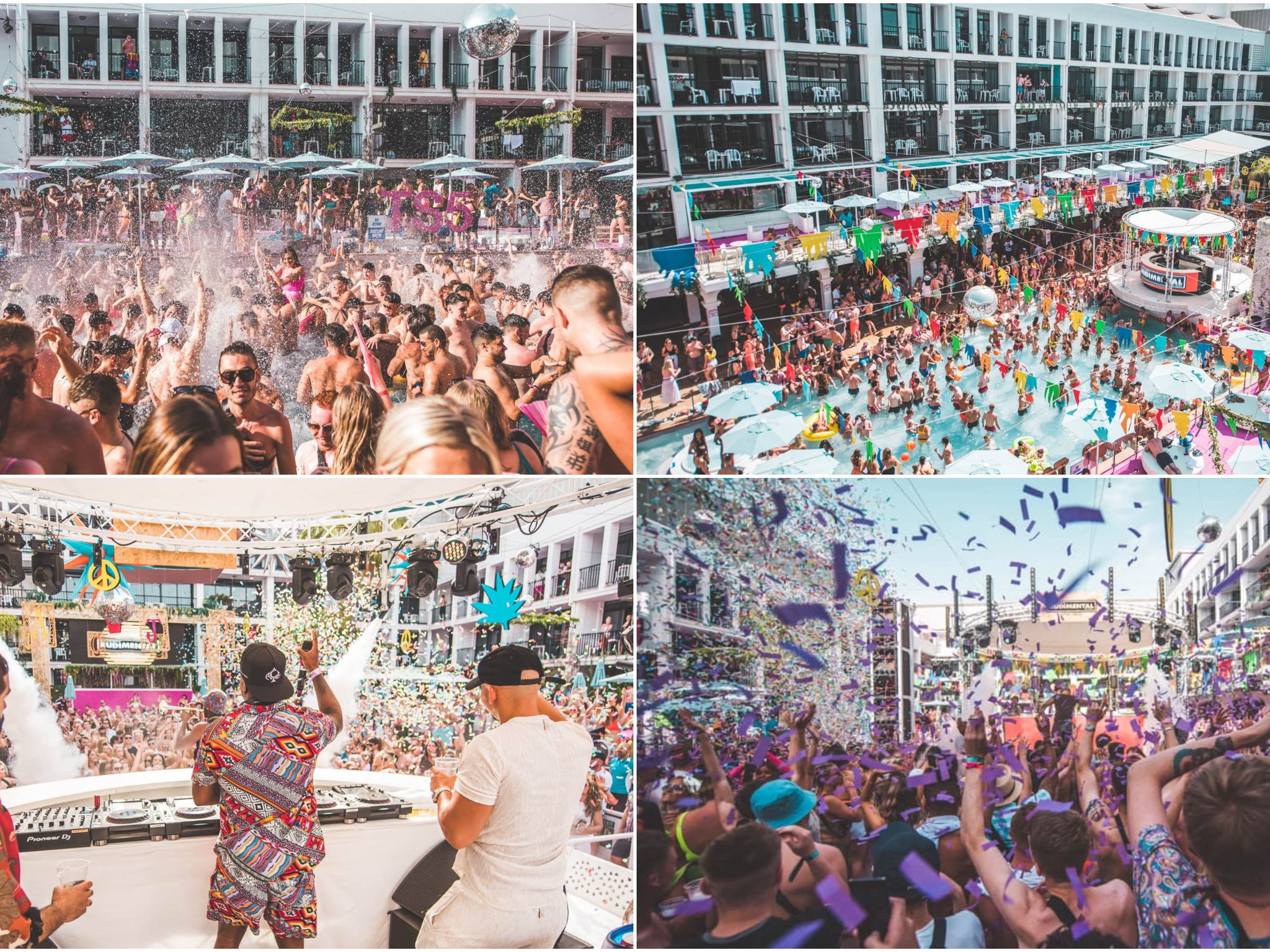 Rudimental Image gallery, ibiza rocks pool party tickets