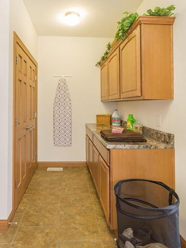 Simple Utility Room