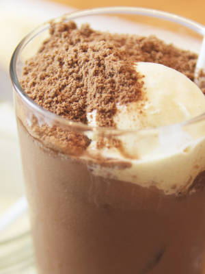 Chocolate Malt Drinks