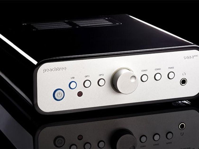 Peachtree Audio sonaDAC New DSD DAC w/warranty-Free frt.