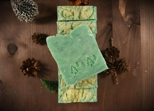 """Winter Wonderland"" натуральное мыло"