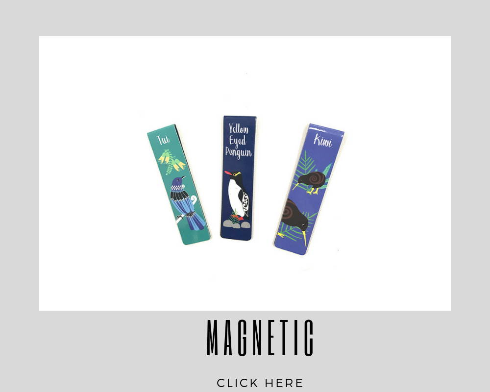 Corporate Magnetic Custom Bookmarks