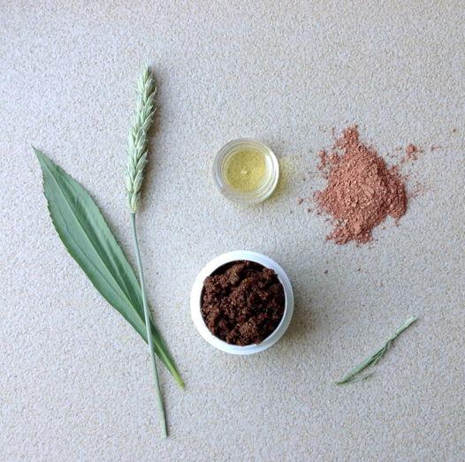 паста очищающая для лица органическая  РАСА