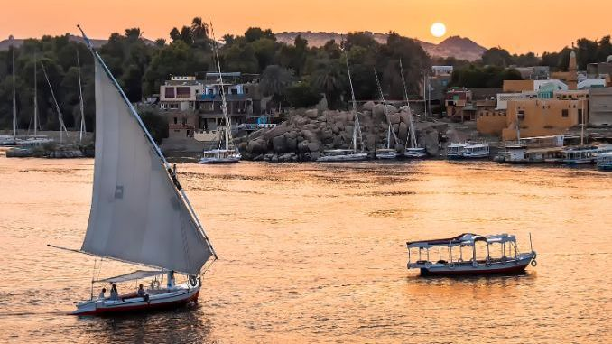 Nile Felucca Cruise