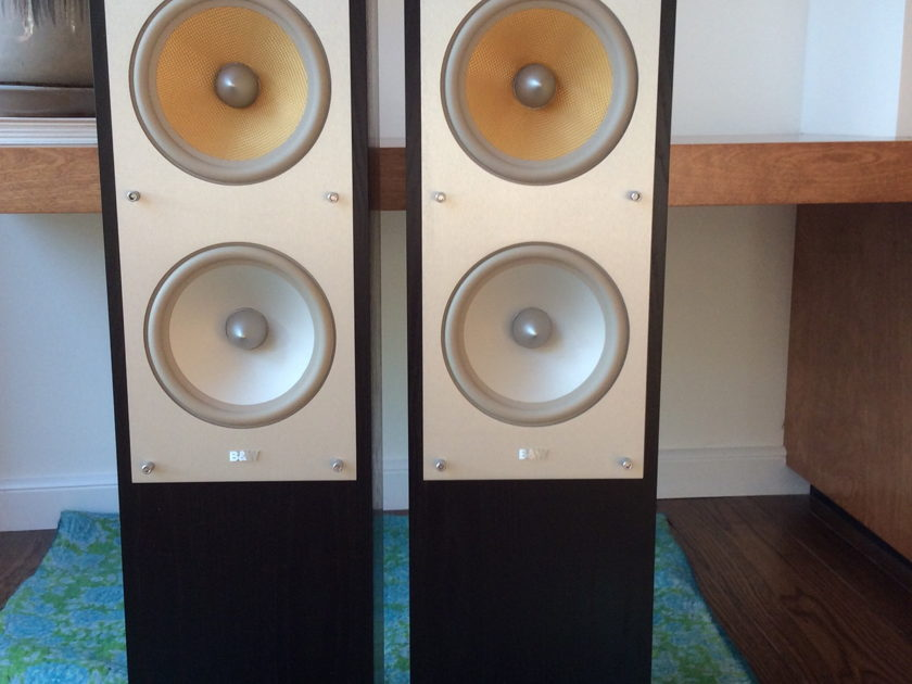 Bowers & Wilkins CM4 Full Range Floor-standing Speakers