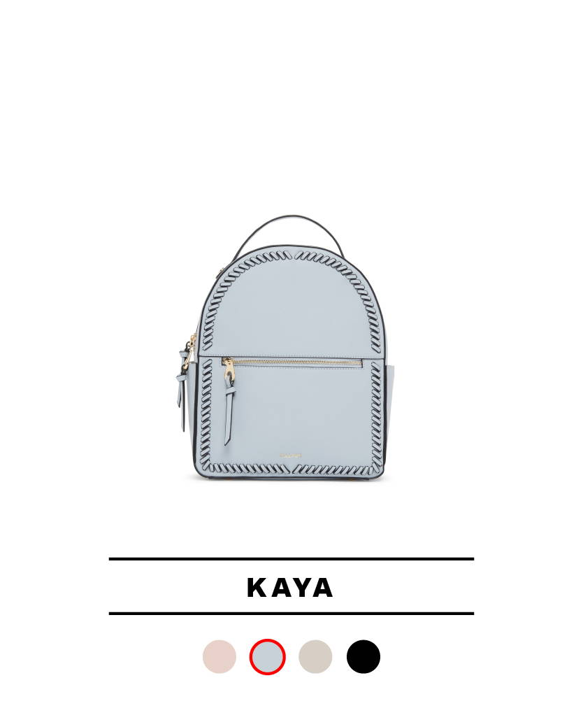 Kaya Backpack in Denim
