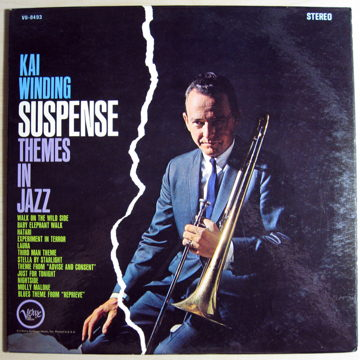 Suspense Themes In Jazz