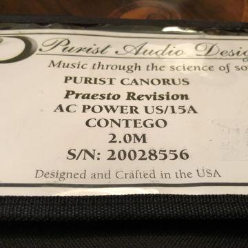 Canorus -- Praesto Revision