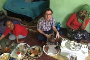 Local Cooking Experience in Addis Ababa home