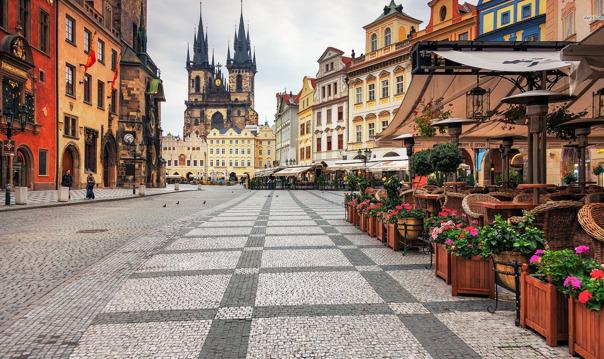 Квест-экскурсия по сказочной Праге