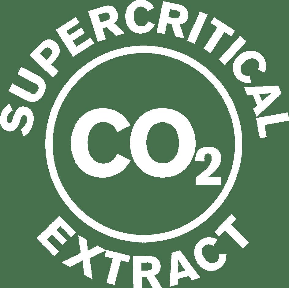 CO2 logo supercritical extract