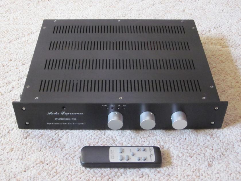 YS Audio Symphonies V2R tube preamp