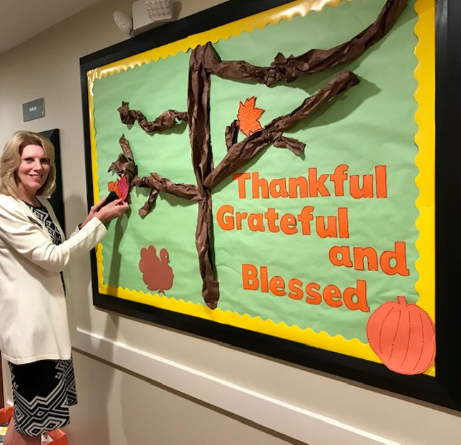 Franchise Owner, Jo McLaughlin, is thankful to bring Primrose School of Temple to the community.
