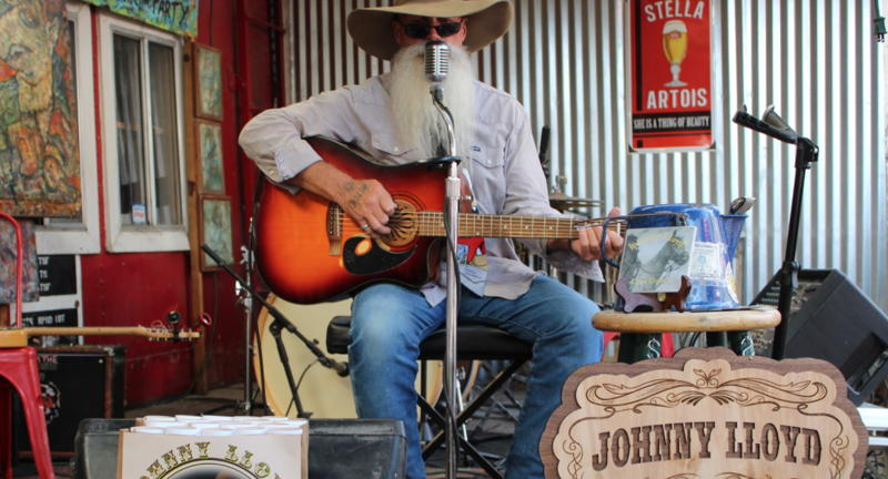Johnny Lloyd Live at The Hollar Patio